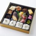 銀ダラ西京焼きと蒸し野菜明太マヨソース弁当