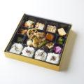旬の白身魚と彩り野菜生青海苔甘酢あんかけ弁当
